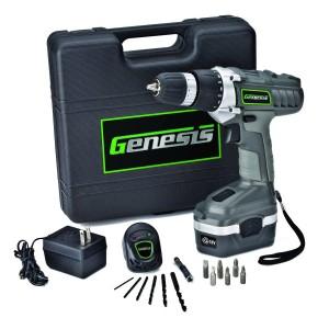 Genesisdrill drivercordless