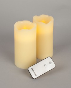 everlasting glow candles