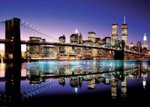 newyorkskylineposter