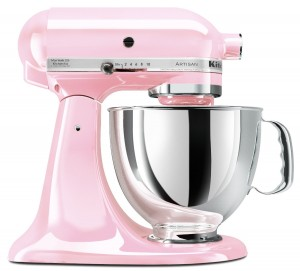 pinkkitchenaidblender