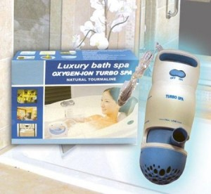 portable jet for spa