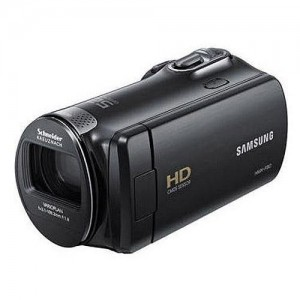 Take it a step further and give them the option to take HD quality videos with this affordable Samsung Video Recorder