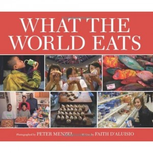 Learn what people all around the world eat, an eyeopening account on day to day life.