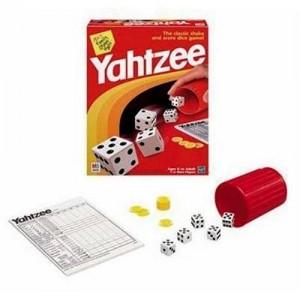 yahtzeegame