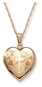 yellowgoldheatcrosslocket