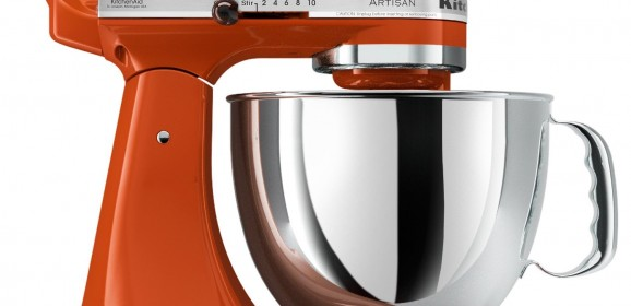 Kitchen Aid 5-Quart Mixer