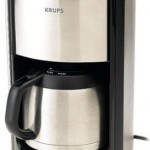 KRUPS FMF514 Programmable 10-Cup Coffee Maker