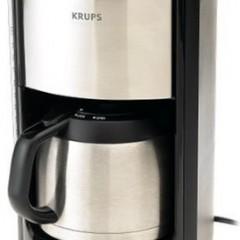 KRUPS FMF514 Programmable 10-Cup Coffee Maker