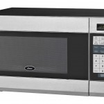 Oster 1.1 Cubic Feet Digital Microwave