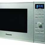 Panasonic Microwave in Stainless Steel NN-SN681s