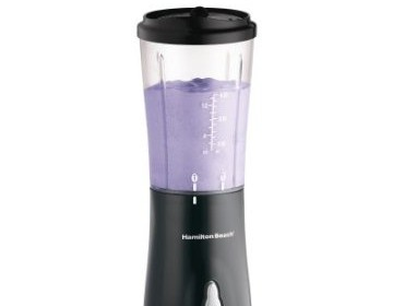 Personal Blender with Travel Lid