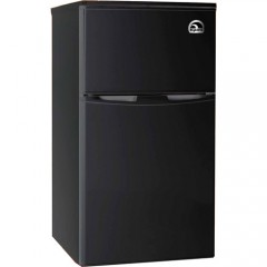 Igloo 3.2 cu. Ft. 2-Door Refrigerator & Freezer