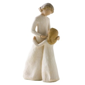 motheranddaughterfigurine
