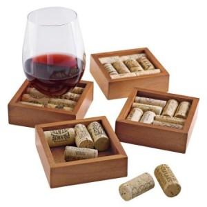 winecorkcoasters
