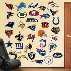 NFLFatheadCollection
