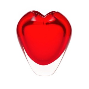 heartglassvase