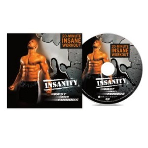 insanity workoutdvd