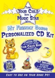 personalizedcd