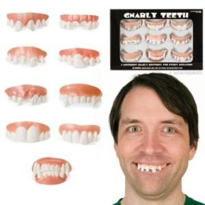 gnarleyteeth