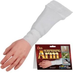 thesurprising arm